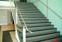 Concrete Staircase Formwork - EASYSTAIR by BAO