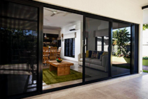 Contemporary Front Doors Sydney from Wilkins Windows
