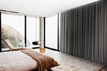 Curtain Tracks & Fabrics Sydney from Verosol