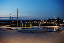 Bespoke Lighting for Community Green Spaces by WE-EF