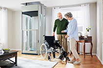 NDIS Subsidised Residential Lifts by Compact Home Lifts