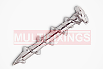 One-piece Screw Anchors - Powers Wall-Dog from Multifixings