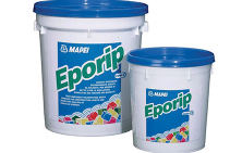 Eporip Epoxy Adhesive for Construction Joints from MAPEI