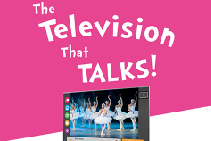The TV That Talks Video from CareVision
