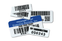 Asset ID Labels & Nameplates by Metalcraft from idtracon