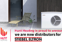Stiebel Eltron High-Efficiency Heat Pumps from Hunt Hunting