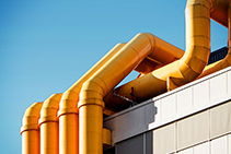 Custom Fabric Expansion Joints for Pipes from Bellis