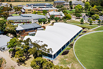 Premium Shade Covers for Sports Clubs from MakMax Australia