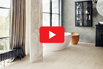 Water-resistant Laminate Flooring from Premium Floors