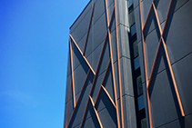 Colourfast Exterior Paints for Commercial Applications from Keim