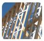 Curved Roof Trusses With Posistrut Mitek Australia