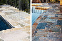Colour Enhancing Natural Stone Sealer from Stain-Proof
