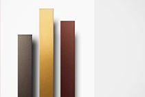 Coloured Designer Radiator Panels from dPP Hydronic Heating