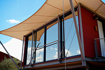 Heat Rejection Films for Luxury Accommodation by Solar Gard