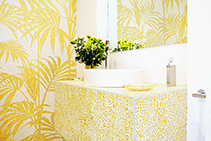 Interior Mosaic Tiles - Aureo Collection by TREND