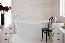 Limestone Floor & Wall Tiles for Bathrooms by RMS Marble