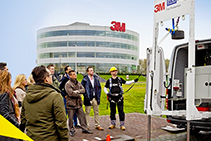On-site Fall Protection Demonstrations by 3M