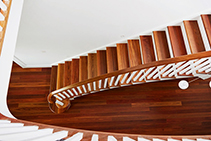 Traditional Timber Residential Staircases by S&A Stairs