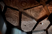 3D Ceiling for Woodcut at Crown by Di Emme