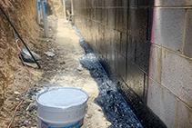 Below Ground Polyurethane Waterproofing by Pasco