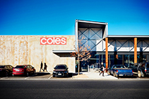 Energy Saving Insulation for Coles from CGS Insulation