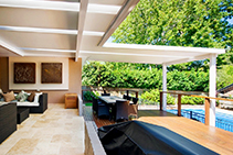 Outdoor Living Spaces Sydney from Pergola Land