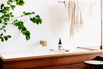 Timber Coatings for Bathrooms & Kitchens from Whittle Waxes