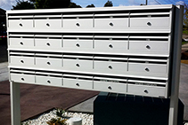 Custom Home or Office Letterboxes from Securamail