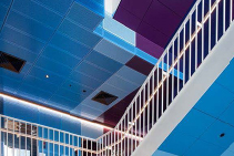 Acoustic Ceiling and Wall Design with Au.diPanel by Atkar