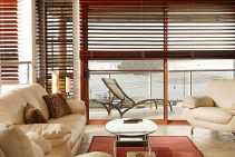 Custom Manhattan Venetian Blinds from Blinds by Peter Meyer
