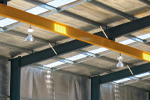 Fire Compliant Commercial Insulation with Kingspan