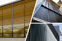 High Quality Aluminium Louvres and Sun Screens from Louvreclad