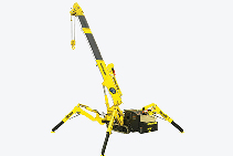 New Direct Mini Cranes - SuperCrane Acquisitions by Preston Hire