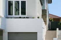 Townhouse Cores with Rediwall® Walling System from AFS