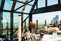 Luxury Retractable Glass Structures from Designer Shade Solutions