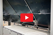HVAC Pre-Cooling in High Temperatures by Promek Technologies