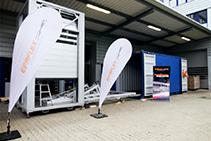 High Speed Doors Demonstration from Premier Door Systems
