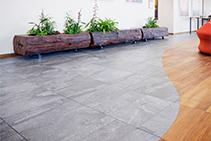 Custom Hybrid Raised Access Floor Panels from Tate