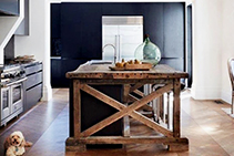 French Oak Parquetry Featured in Belle from Antique Floors