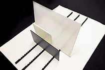 Polyethylene Panels with CNC Routed Grooves from Allplastics