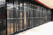 TPremium Grade Stackable Security Doors from Trellis Door Co