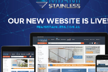 Shop Balustrade Hardware - New Website for Miami Stainless