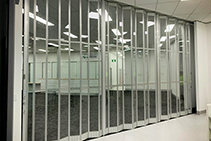 Commercial Folding Doors for Medical Centres from ATDC