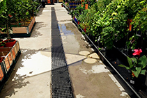 Fibreglass Drain Systems for Landscaping from Hydro