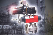 Remote Control Industrial Actuators from Powerflo Solutions