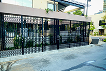 On Trend Commercial Sliding Security Doors from ATDC