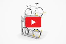 Cora Bike Rack