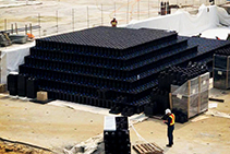 Modular Stormwater Management Tanks from Atlantis