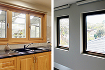 Timber Window Reveals Vs Square Set Plaster by Paarhammer