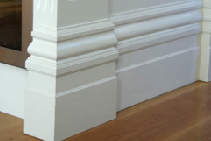 Australian Period Skirting Boards Melbourne from AMC
